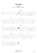 Lost Indian Mandolin tabs & chords | Tunefox com