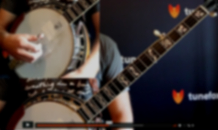 How to change the Backing Track settings | Tunefox com